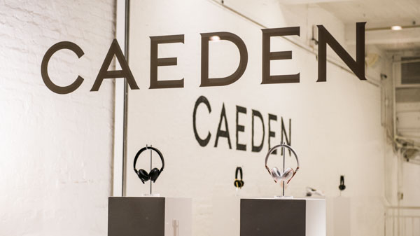 Caeden event store front